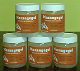 Massage Gel 400 mg